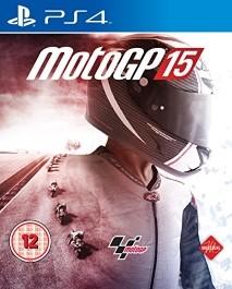 MotoGP 15 (rabljena) PlayStation 4 (PS4)_front_265