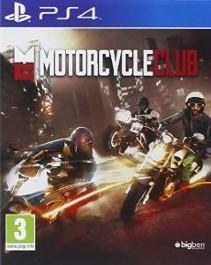 Motorcycle Club (rabljena) PlayStation 4 (PS4)_front_265