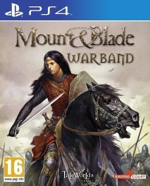 Mount and Blade: Warband (rabljena) PlayStation 4 (PS4)_front_265