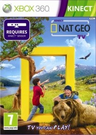 National Geographic TV rabljena Xbox 360 kinect_front_265