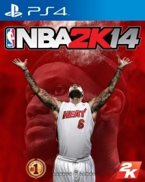 NBA 2K14 (rabljena) PlayStation 4 (PS4)_front_265