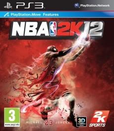 NBA 2K12 PlayStation 3 (PS3) rabljena move_front_265