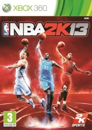 NBA 2K13 rabljena Xbox 360 kinect_front_265