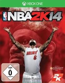 NBA 2K14 (rabljena) Xbox One_front_3