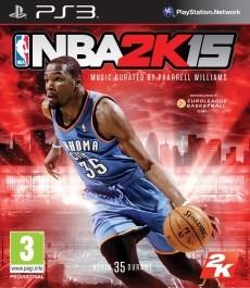 NBA 2K15 (rabljena) PlayStation 3 (PS3)_front_265