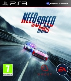Need for Speed: Rivals (rabljena) PlayStation 3 (PS3)_front_265