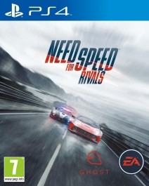 Need For Speed: Rivals (rabljena) PlayStation 4 (PS4)_front_265