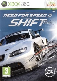 Need For Speed SHIFT Xbox 360 rabljena_front_265