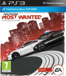 Need for Speed: Most Wanted (rabljena) PlayStation 3 (PS3)_front_265