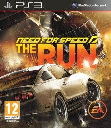 Need For Speed: The RUN (rabljena) PlayStation 3 (PS3)_front_265