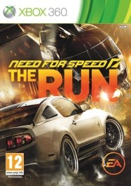 Need For Speed The RUN Xbox 360 rabljena_front_265