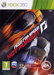 Need For Speed Hot Pursuit Xbox 360 rabljena_front_265