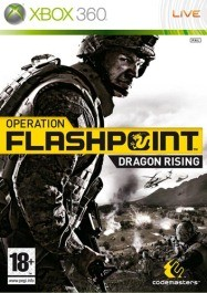 Operation Flashpoint Dragon Rising  Xbox 360 rabljena_front_265