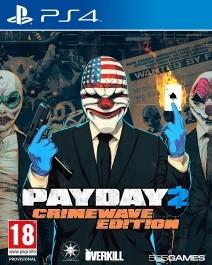 Payday 2 (rabljena) PlayStation 4 (PS4)_front_265