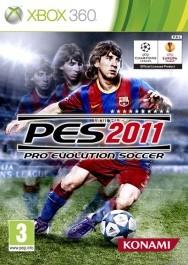 Pro Evolution Soccer PES 2011 Xbox 360 rabljena_front_265