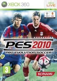Pro Evolution Soccer PES 2010 Xbox 360 rabljena_front_265