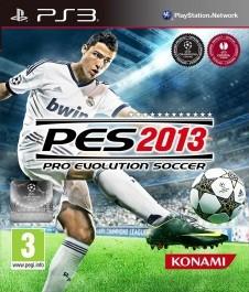 Pro Evolution Soccer PES 2013 (rabljena) Sony PlayStation 3 (PS3)_front_265
