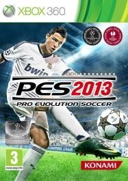 Pro Evolution Soccer PES 2013 Xbox 360 rabljena_front_265