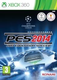 Pro Evolution Soccer PES 2014 Xbox 360_front_160