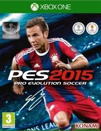 Pro Evolution Soccer PES 2015 (rabljena) Xbox One_front_3