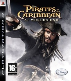 Pirates of the Caribbean: At World's End (rabljena) PlayStation 3 (PS3)_front_265