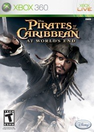 Pirates of the Caribbean: At World's End Xbox 360 rabljena_front_265