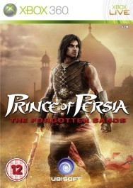 Prince of Persia: The Forgotten Sands Xbox 360 rabljena_front_265