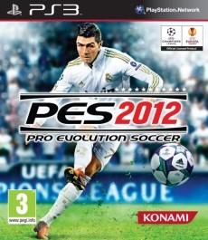Pro Evolution Soccer PES 2012 (rabljena) Sony PlayStation 3 (PS3) front_265