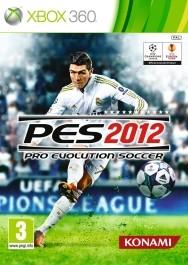 Pro Evolution Soccer PES 2012 Xbox 360 rabljena_front_265
