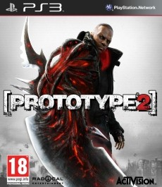 Prototype 2 (rabljena) PlayStation 3 (PS3)_front_265