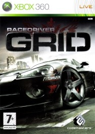 Race Driver GRID Xbox 360 rabljena_front_265