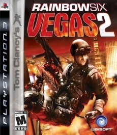 Rainbow Six Vegas 2 (rabljena) PlayStation 3 (PS3)_front_265