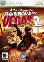 Rainbow Six Vegas 2 Xbox 360 rabljena_front_265
