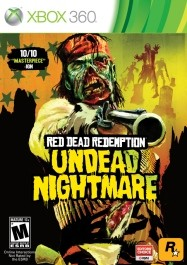 Red Dead Redemption Undead Nightmare Xbox 360 rabljena_front_265