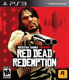 Red Dead Redemption (rabljena) Sony PlayStation 3 (PS3)_front_265