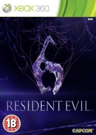 Resident Evil 6 Xbox 360 rabljena_front_265