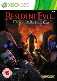 Resident Evil Raccoon City Xbox 360 rabljena_front_265