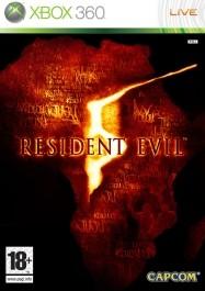Resident Evil 5 Xbox 360 rabljena_front_265