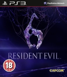Resident Evil 6 (rabljena) PlayStation 3 (PS3)_front_265