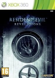 Resident Evil: Revelations  Xbox 360 rabljena_front_265