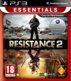 Resistance 2 (nova) Sony PlayStation 3 (PS3) front_265