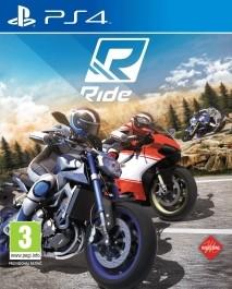 Ride (rabljena) PlayStation 4 (PS4)_front_265