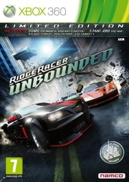 Ridge Racer Unbounded Xbox 360_front_265