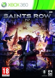 Saints Row 4  Xbox 360 rabljena_front_265