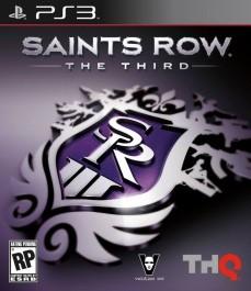 Saints Row The Third (rabljena) Sony PlayStation 3 (PS3)_front_265