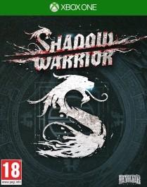 Shadow Warrior (nova) Xbox One_front_3