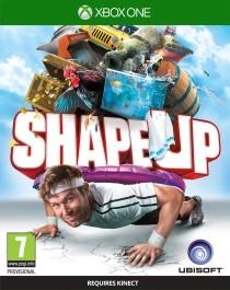 Shape Up (rabljena) Xbox One_front_265