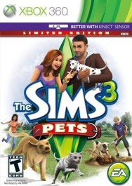 The Sims 3 Pets Xbox 360 rabljena_front_265