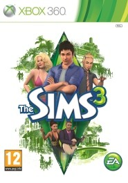 Sims 3 Xbox 360_front_265