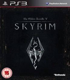 The Elder Scrolls: Skyrim (rabljena) PlayStation 3 (PS3)_front_265